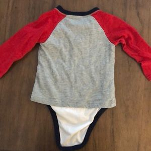 GAP One Pieces - Baby GAP long sleeved bodysuit